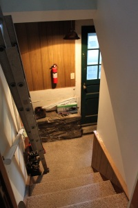 Before the mudroom