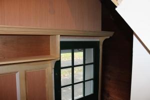 Shelf Above Entry Door