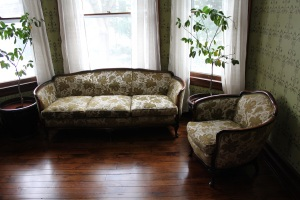 1930s couch and chair
